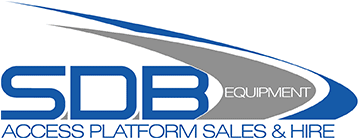 SDB Equipment Logo