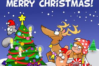 MERRY CHRISTMAS & HAPPY NEW YEAR TO ALL OUR CUSTOMERS & SUPPLIERS