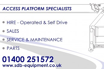 Don't forget we purchase good quality used Vehicle Mounted Access Platforms from all leading manufacturers.